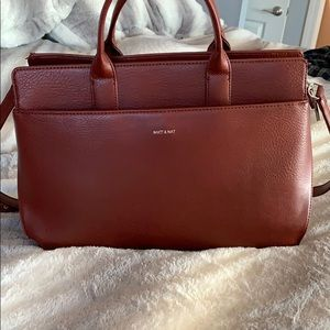 Matt and Nat briefcase style bag